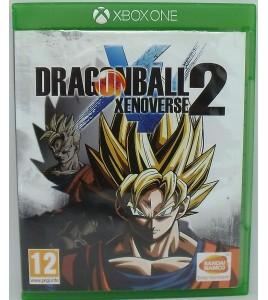 Dragon Ball Xenoverse 2 sur Xbox One sans Notice