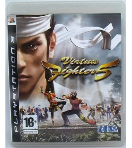 Virtua Fighter 5 sur Playstation 3 PS3 sans Notice
