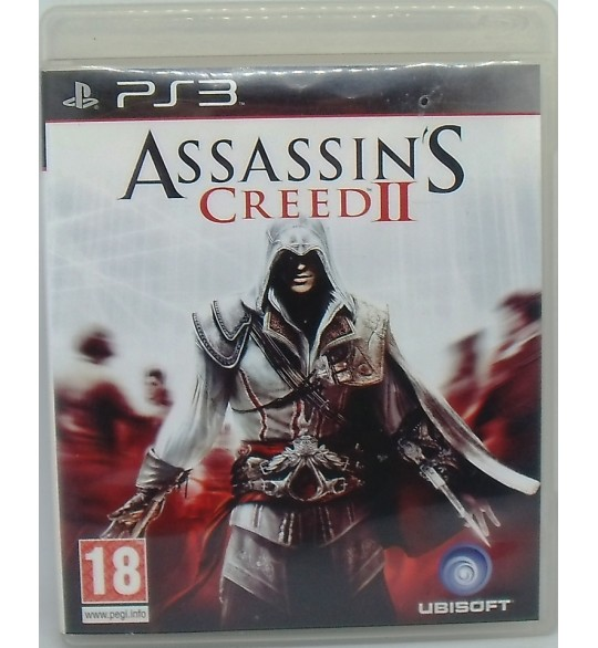 Assassin's Creed 2 sur Playstation 3 PS3 avec Notice