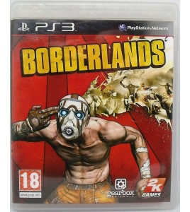 Borderlands sur Playstation 3 PS3 avec Notice
