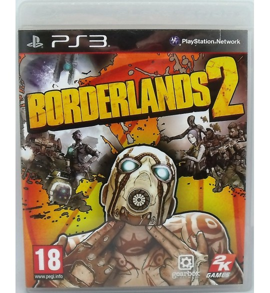 Borderlands 2 sur Playstation 3 PS3 avec Notice