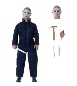 Halloween 2 : Le Masque figurine Retro Michael Myers 20 cm