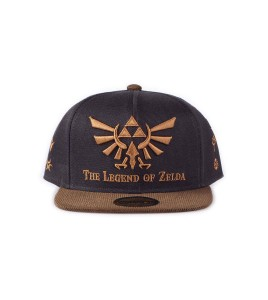 Legend of Zelda casquette Snapback Badge