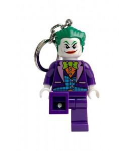 LEGO Super Heroes porte-clés lumineux Joker 6 cm