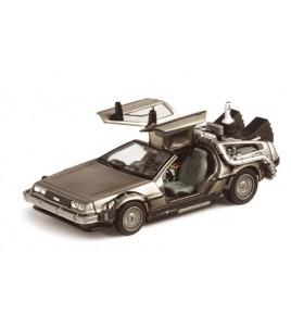 Retour vers le Futur II DMC DeLorean 1/43 métal