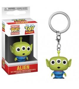 Toy Story porte-clés Pocket POP! Vinyl Alien 4 cm
