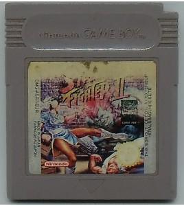 Street Fighter 2  sur Game Boy GB41