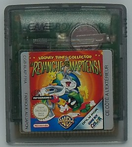 Looney tunes: La revanche des martiens sur Game Boy  Color GBC36