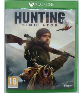 Hunting Simulator sur Xbox One sans Notice  AG 29