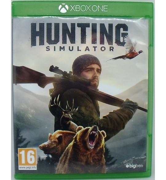Hunting Simulator sur Xbox One sans Notice  AG 29