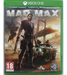 Mad Max sur Xbox One sans Notice