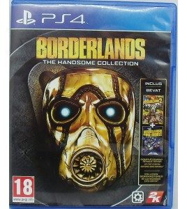 Borderlands : The Handsome Collection sur PS4 Playstation 4  Sans Notice AG31