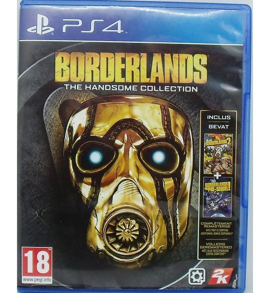 Borderlands : The Handsome Collection sur PS4 Playstation 4  Sans Notice AG31
