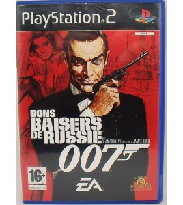 James Bond 007 : Bons baisers de Russie sur Playstation 2 PS2 avec Notice MA 63 Games And Toys