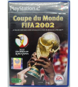 Coupe du monde Fifa 2002 sur Playstation 2 PS2 avec Notice MA 64 Games And Toys