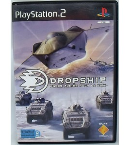 Dropship sur Playstation 2 PS2 avec Notice MA 66 Games And Toys