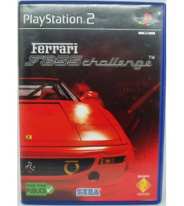 Ferrari 355 Challenge sur Playstation 2 PS2 sans Notice MA67  Games And Toys
