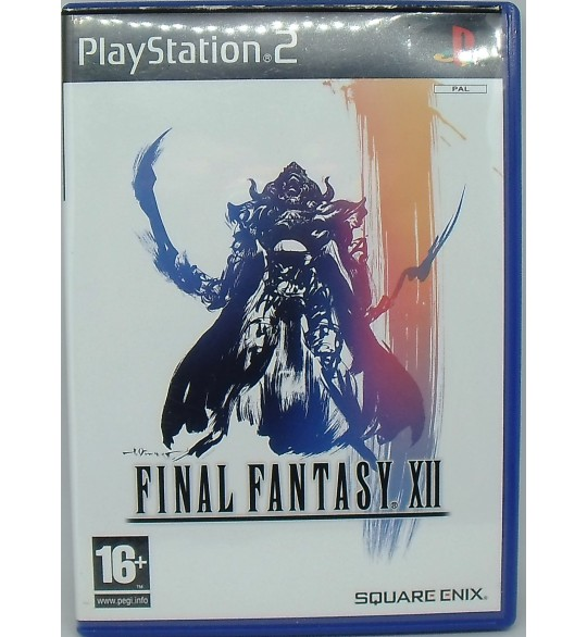 Final Fantasy XII sur Playstation 2 PS2 avec Notice MA 68 Games And Toys