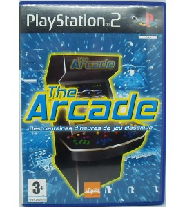 The Arcade sur Playstation 2 PS2 avec Notice MA77 Games And Toys