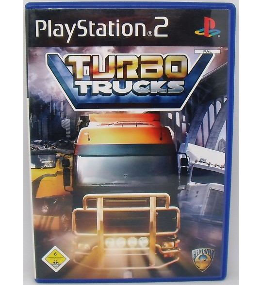 Turbo Trucks sur Playstation 2 PS2 avec Notice MA79 Games And Toys