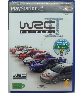 WRC II Extreme sur Playstation 2 PS2 avec Notice MA80 Games And Toys