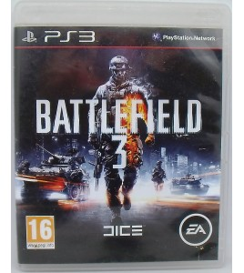 Battlefield 3 sur Playstation 3 PS3 sans Notice
