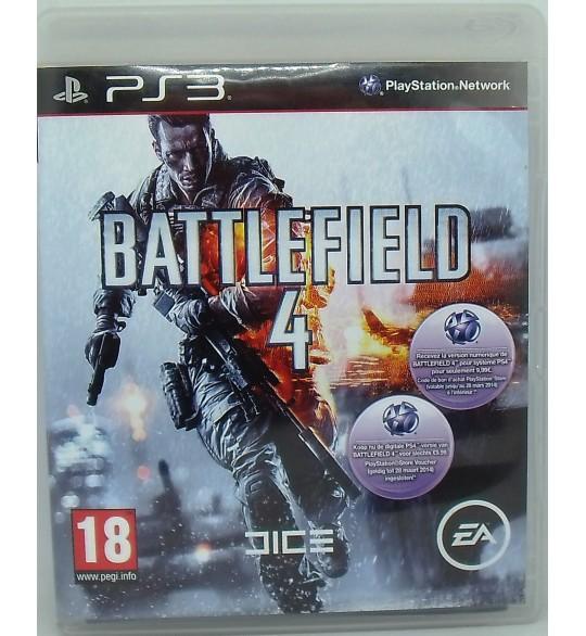 Battlefield 4 sur Playstation 3 PS3 avec Notice