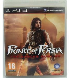 Prince of Persia : Les sables oubliés sur Playstation 3 PS3 avec Notice