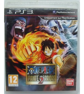 One Piece : Pirate Warriors 2 sur Playstation 3 PS3 avec Notice