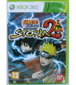 Naruto Shippuden : ultimate Ninja storm 2 sur Xbox 360  sans Notice Games And Toys