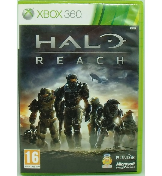 Halo: Reach sur Xbox 360 avec Notice Games And Toys