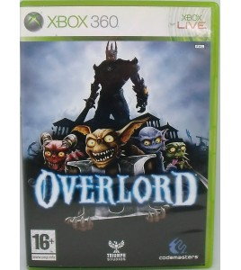 Overlord 2 sur Xbox 360 avec Notice Games And Toys