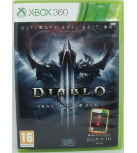 Diablo III : reaper of souls sur Xbox 360  sans Notice Games And Toys