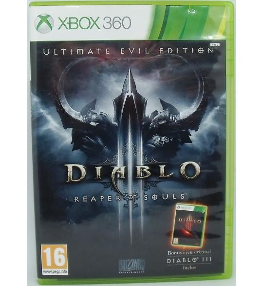 Diablo III : reaper of souls sur Xbox 360  sans Notice Games And Toys