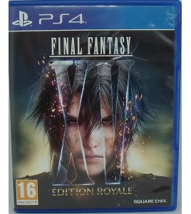Final Fantasy XV - Edition Royale sur Playstation 4 sans Notice  Games and Toys