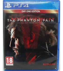 Metal Gear Solid V : The Phantom Pain sur Playstation 4 sans Notice  Games and Toys