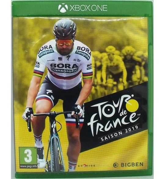 Tour De France 2019 sur Xbox One sans Notice  AG 29