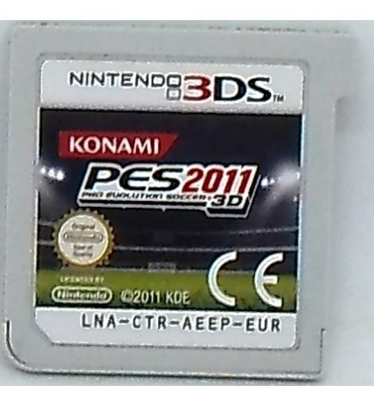 PES 2011 : Pro Evolution Soccer sur Nintendo 3DS  & 2DS Gaes And Toys L140