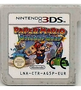 Paper Mario : Sticker Star sur Nintendo 3DS  & 2DS Gaes And Toys L142