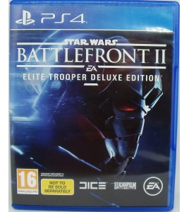Star Wars Battlefront 2 sur Playstation 4 sans Notice  Games and Toys AM