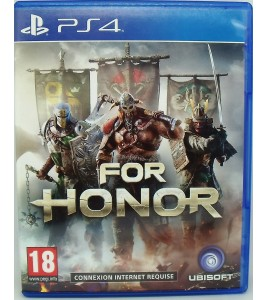 For Honor sur Playstation 4 sans Notice  Games and Toys