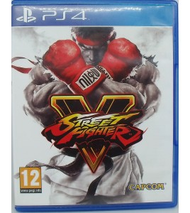 Street Fighter V sur Playstation 4 sans Notice  Games and Toys