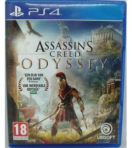 Assassin's Creed Odyssey sur Playstation 4 sans Notice  Games and Toys