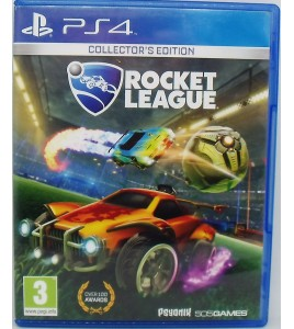 Rocket League Collectors  sur Playstation 4 sans Notice  Games and Toys