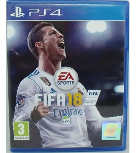 FIFA 18 sur Playstation 4 sans Notice  Games and Toys