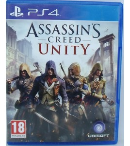 Assassin's Creed Unity  sur Playstation 4 sans Notice  Games and Toys
