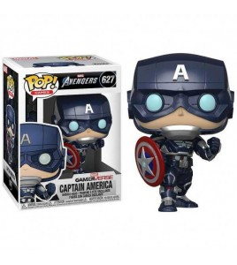 Marvel's Avengers (2020 video game)  Pop Vinyl 627 Captain America 9 cm