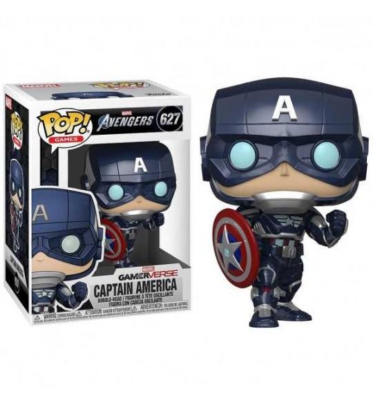 Marvel's Avengers (2020 video game)  Pop Vinyl 627 Captain America 9 cm