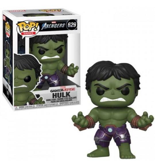 Marvel's Avengers (2020 video game)  Pop Vinyl 629 Hulk 9 cm