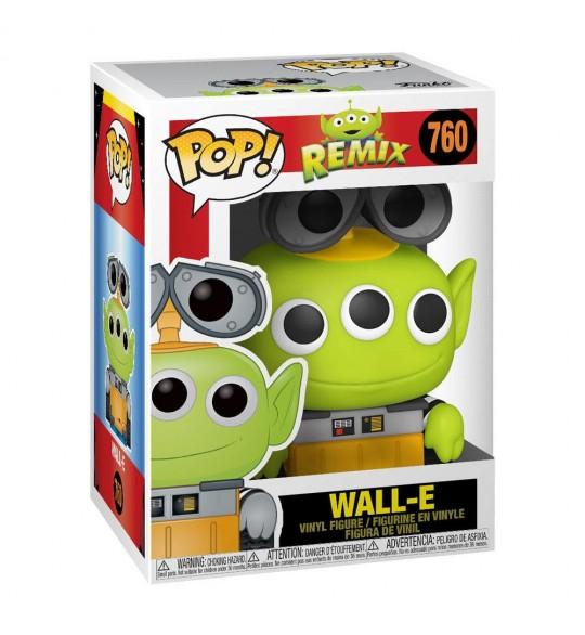 Pixar   Pop Disney Vinyl 760 Alien as Wall-E 9 cm